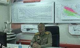รถไฟชานเมืองสายสีแดง3สัญญาคืบหน้า60%