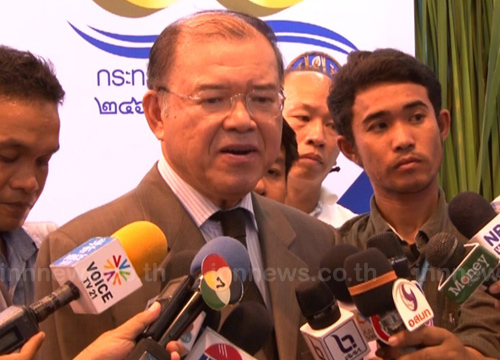 ศุภชัยเผยเศรษฐกิจไทยปีนี้พึ่งส่งออกไม่ได้