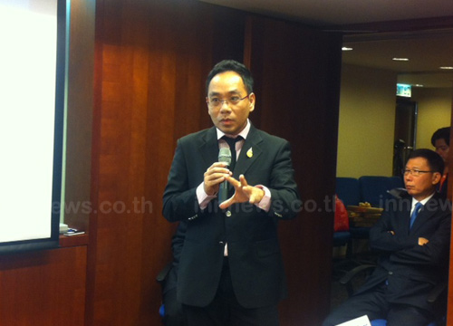 ทูตพณ.ฮ่องกงเผยเหตุชุมนุมยังไม่กระทบการค้าไทย
