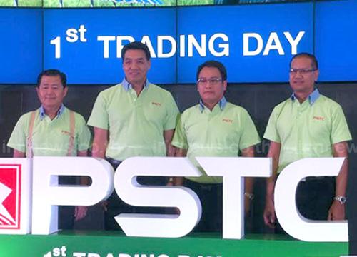 PSTCเข้าตลาดหุ้นmaiวันแรกราคาพุ่ง200%