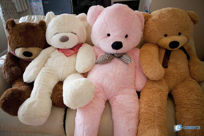I Love Tookkata ตุ๊กตาหมีไซส์ใหญ่ สร้างความประทับใจให้คนพิเศษ