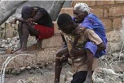 ทีมกู้ภัยฝรั่งเศสช่วย สาวเฮติ จากซากหลังติด15วัน