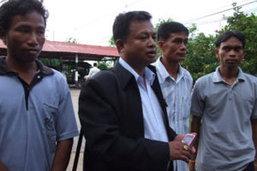 ญาติเยี่ยม 3 คนไทยเรือนจำเสียมราฐ-กัมพูชารับปากเร่งปล่อยตัว