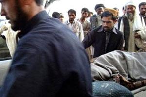หลังคาถล่มในงานแต่งงานในอัฟกานิสถาน เสียชีวิต 60 คน