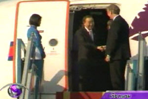 เลขาฯ ยูเอ็น-ผู้นำจีนถึงเวียดนามร่วมประชุมอาเซียน