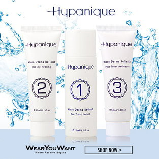 Hypanique Micro Derma Refinish 3D