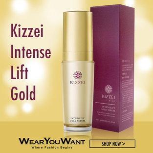 Kizzei IntensLift Gold Serum