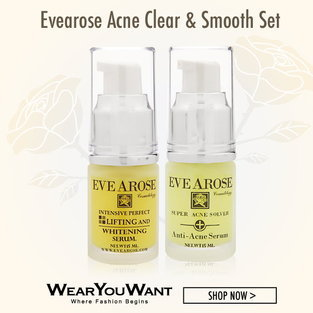Evearose Acne Clear & Smooth Set
