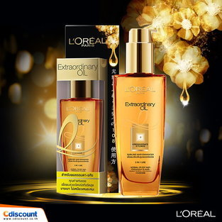 ออยบำรุงผม L'Oreal Paris Extraordinary Gold