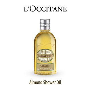 L'occitane Almond Shower Oil