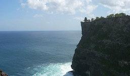 เที่ยวบาหลี แวะไปชม Cliff Beach และ Dream land