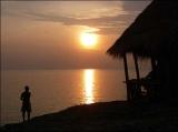 พายคยัค ตกหมึก ที่เกาะสีชัง (มาลีบลูฮัท)