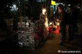 ร้านขายโปสการ์ด ในตลาดถนนคนเดิน อ.ปาย