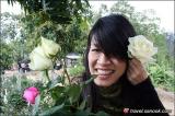 สาวๆ กับดอกไม้ สิ่งที่เกิดมาคู่กัน