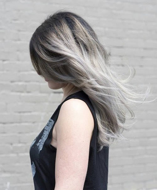 1460484473 13 dark roots and ashy blonde strands
