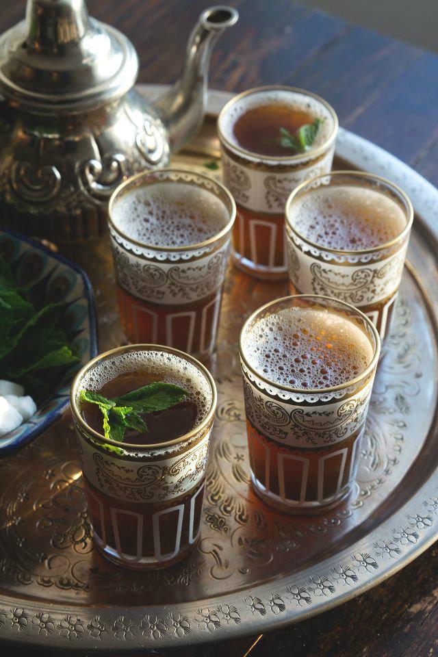 ดื่มชา เวลาไหนดีนะ