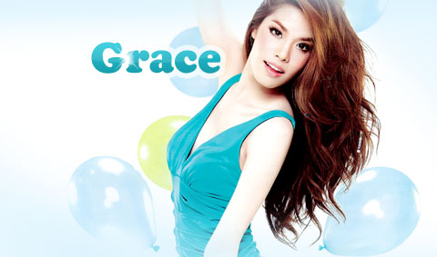 Grace Wallpaper : Let's Party