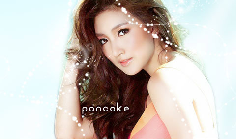 Pancake  Wallpaper : Smile to hide the pain