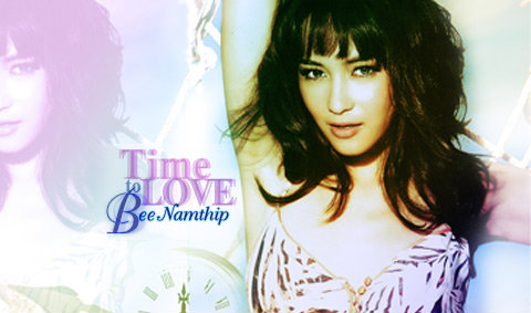 Bee Namthip Wallpaper : Time to Love