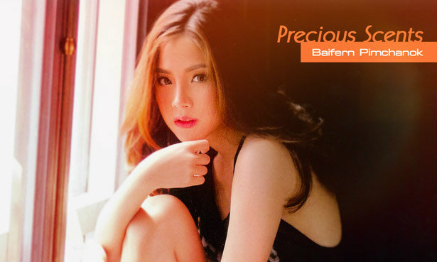 Baifern Pimchanok Wallpaper : Precious Scents