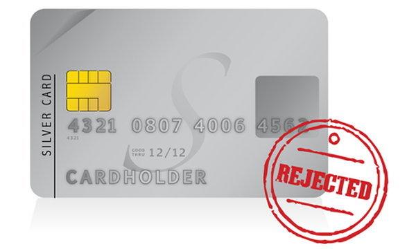 เหตุผลที่ ทำบัตรเครดิตไม่ได้ ซักที?